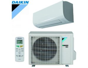 Daikin Sensira klíma szett