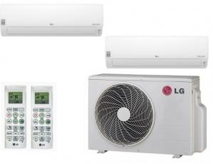 LG dual klíma